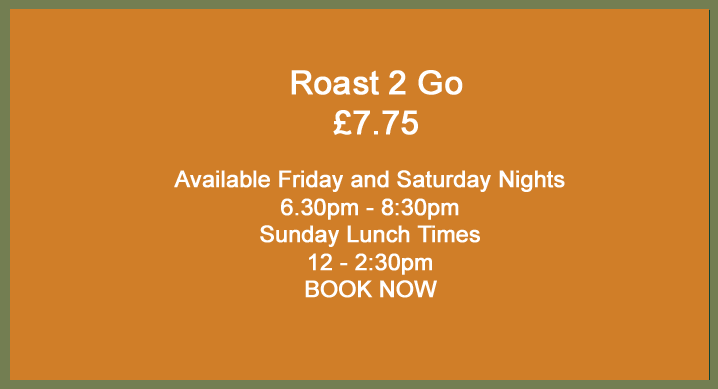 Roast 2 Go - The Countryman Devon Free House and Restaurant