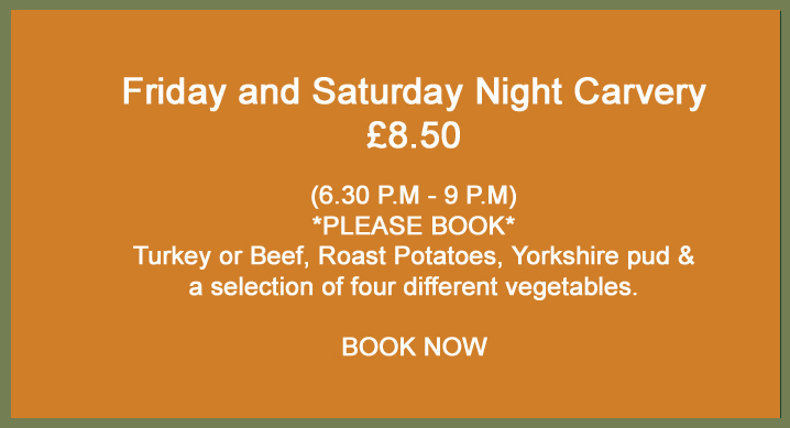 Two Courses for £10.99 - The Countryman Devon Free House and Restaurant